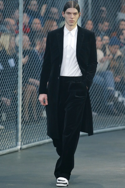 Givenchy2014巴黎秋冬男装周