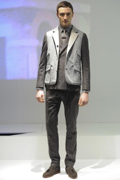 Hardy Amies2014秋冬男装周