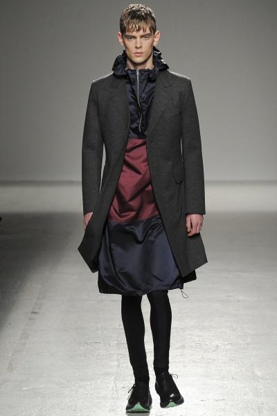 John Galliano2014秋冬男装周