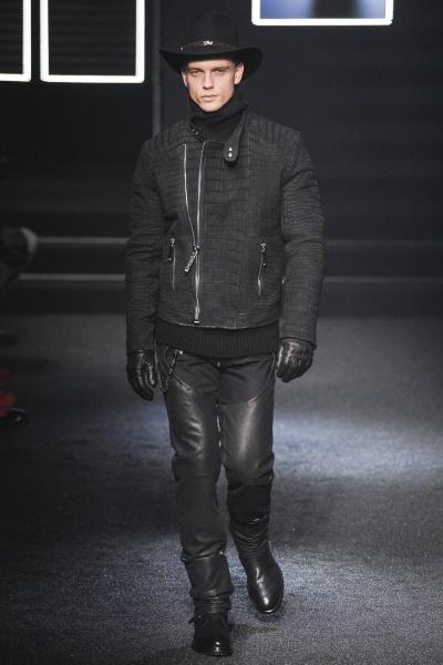 Philipp Plein2014秋冬男装周