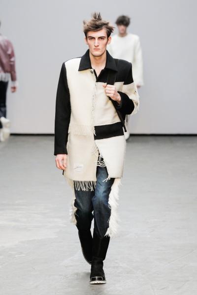Xander Zhou2015秋冬男装周