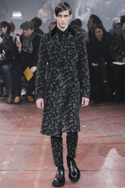 Alexander McQueen2015秋冬男装周