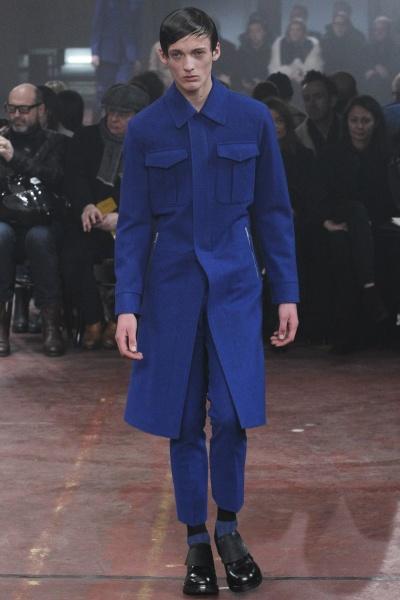 Alexander McQueen2015伦敦秋冬男装周
