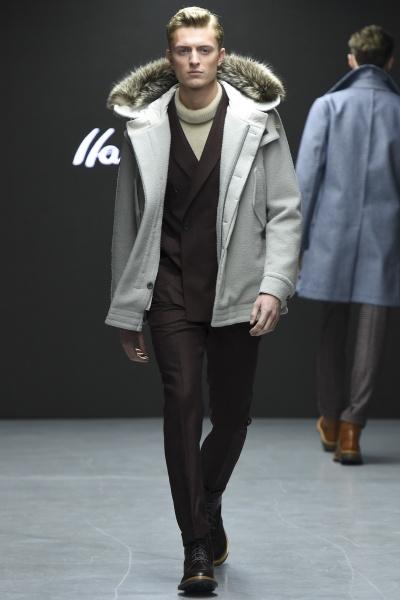 Hardy Amies2015秋冬男装周