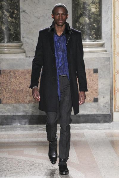 Roberto Cavalli2015秋冬男装周