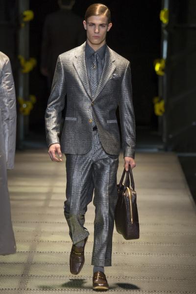 Versace2015秋冬男装周