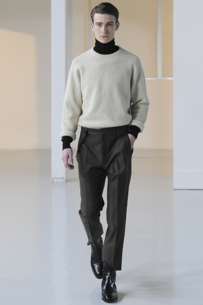 Christophe Lemaire2015秋冬男装周