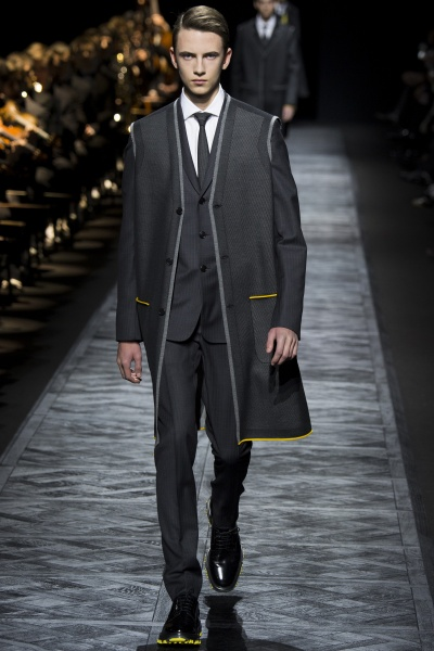 Dior Homme2015巴黎秋冬男装周