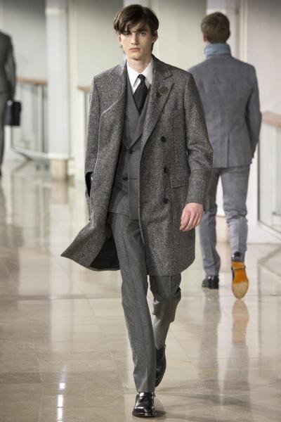 Hermès2015秋冬男装周