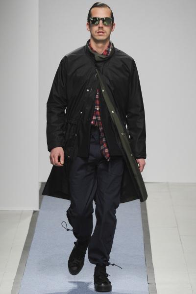Julien David2015秋冬男装周