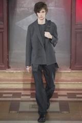 Lanvin 2015年秋冬男装-巴黎