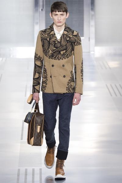 Louis Vuitton2015秋冬男装周