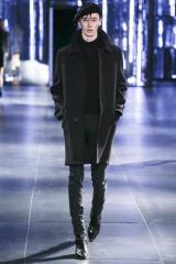 Saint Laurent 2015年秋冬男装-巴黎