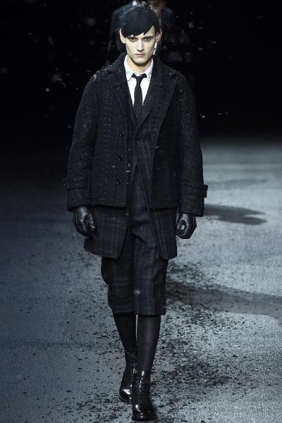 Thom Browne2015秋冬男装周