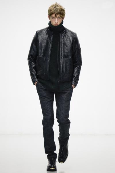 Lou Dalton2016秋冬男装周