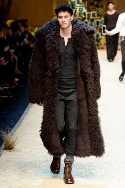 Dolce & Gabbana2016秋冬男装周