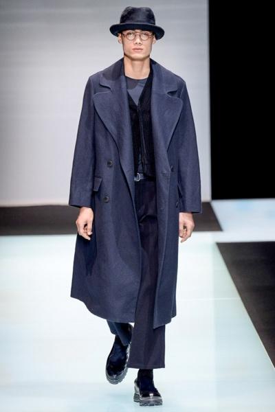 Giorgio Armani2016秋冬男装周