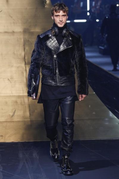 Philipp Plein2016秋冬男装周