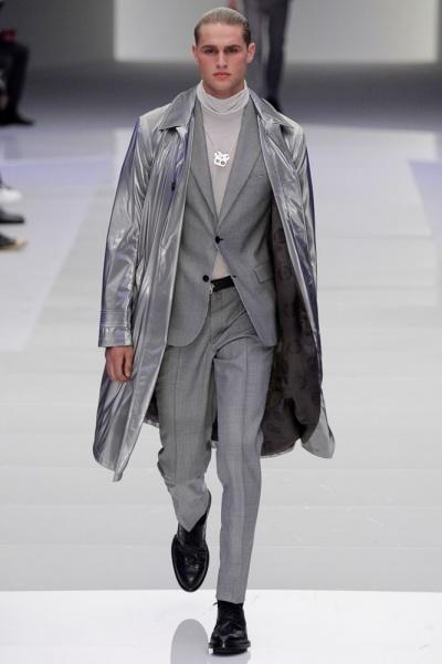Versace2016秋冬男装周