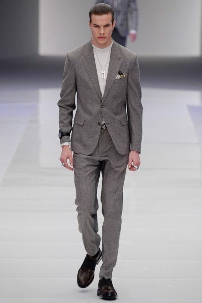 Versace2016米兰秋冬男装周