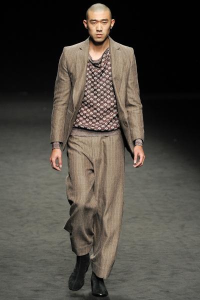 Vivienne Westwood2016米兰秋冬男装周