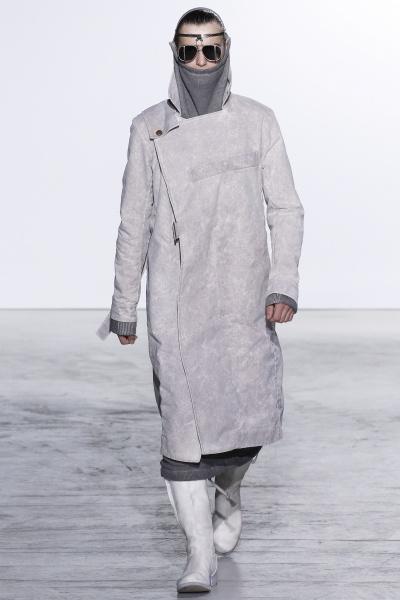 Boris Bidjan Saberi2016秋冬男装周