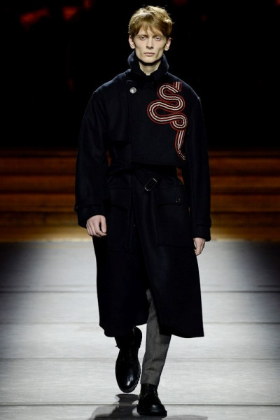 Dries Van Noten2016秋冬男装周