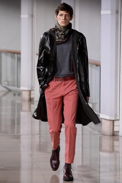 Hermès2016巴黎秋冬男装周
