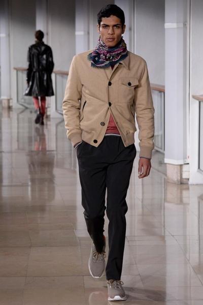 Hermès2016秋冬男装周