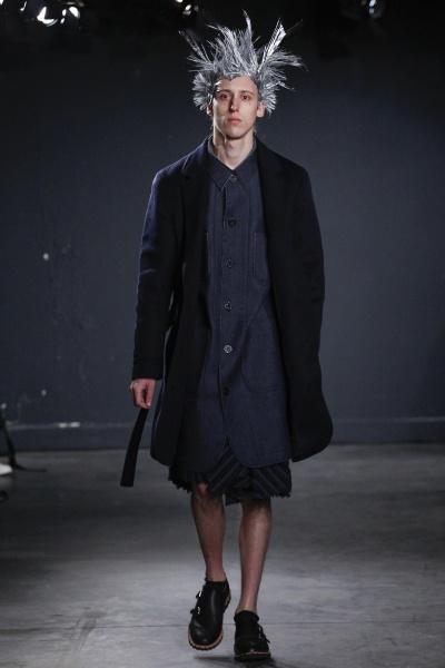 Julien David2016秋冬男装周