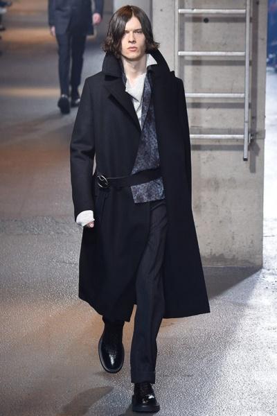 Lanvin2016巴黎秋冬男装周