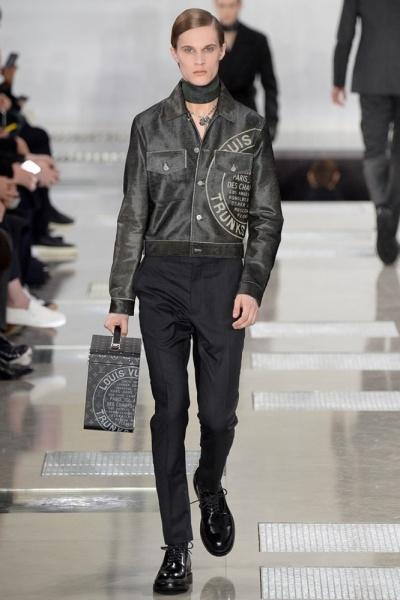 Louis Vuitton2016秋冬男装周