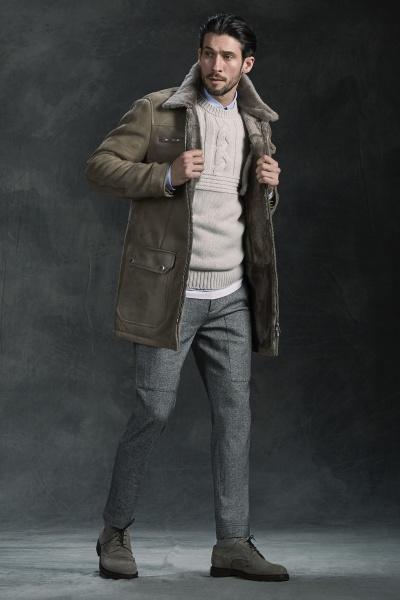 Brunello Cucinelli2016秋冬男装周