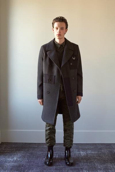 John Galliano2016秋冬男装周