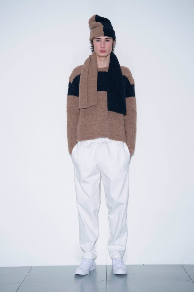 Lou Dalton2017秋冬男装周