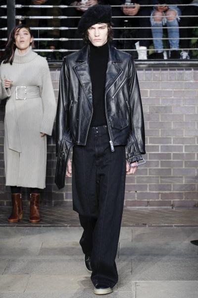 Mihara Yasuhiro2017伦敦秋冬男装周