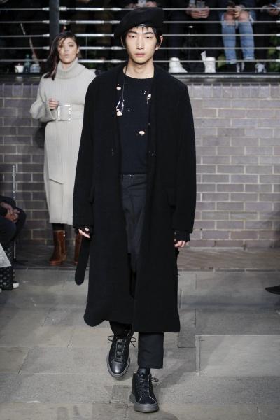 Mihara Yasuhiro2017秋冬男装周