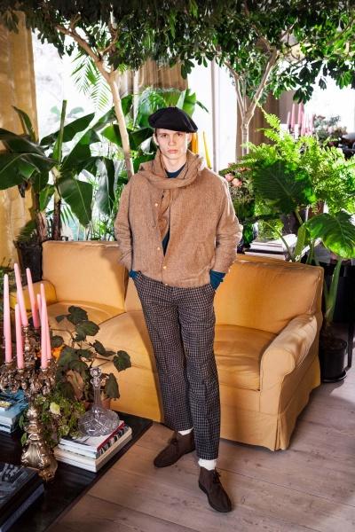 2017年秋冬男装时装发布 - 米兰<br>MP Massimo Piombo