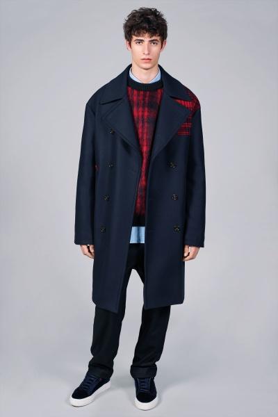 2017年秋冬男装时装发布 - 米兰<br>tommy-hilfiger