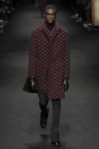 Versace2017秋冬男装周