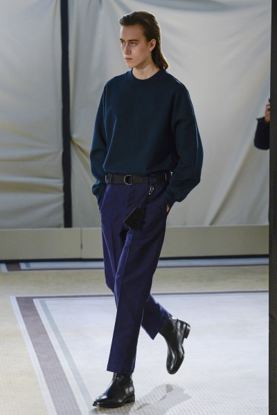 Lemaire2017秋冬男装周