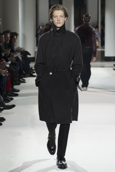 Hermès2017巴黎秋冬男装周