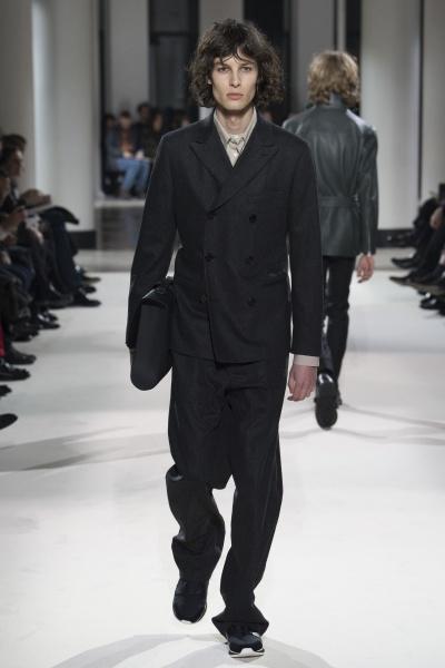 Hermès2017秋冬男装周