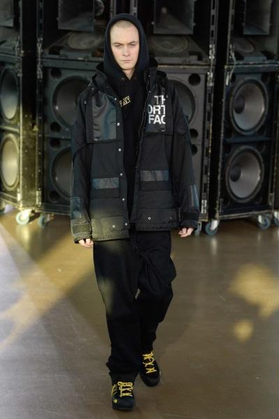 Junya Watanabe2017秋冬男装周