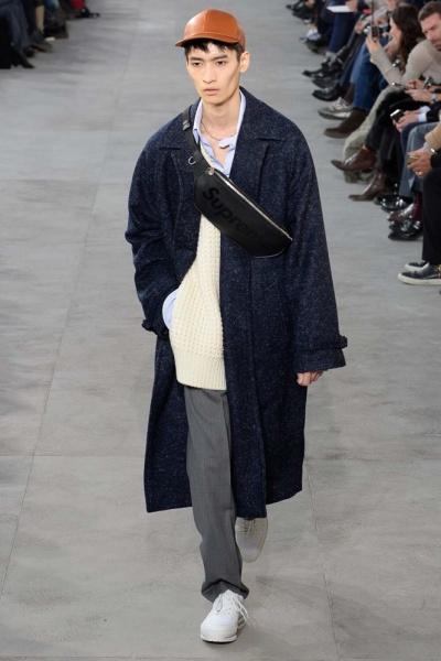 Louis Vuitton2017秋冬男装周