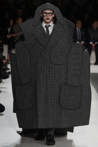 Thom Browne2017巴黎秋冬男装周