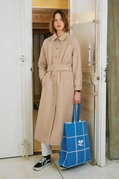 Courreges2017秋冬男装周
