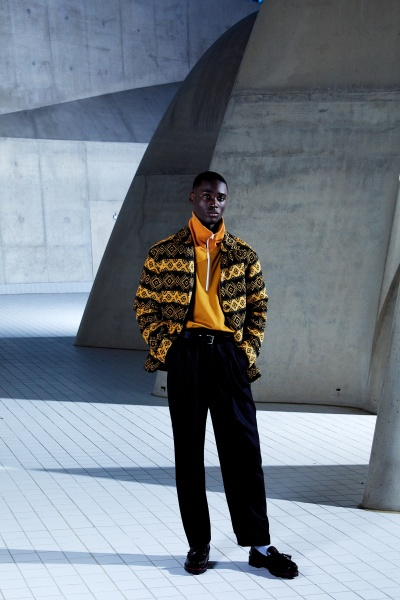 Casely-Hayford2018秋冬男装周