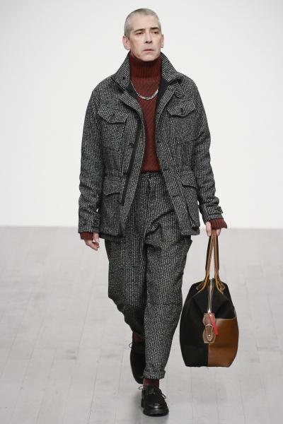 Oliver Spencer2018秋冬男装周