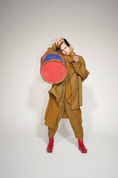 Vivienne Westwood2018伦敦秋冬男装周